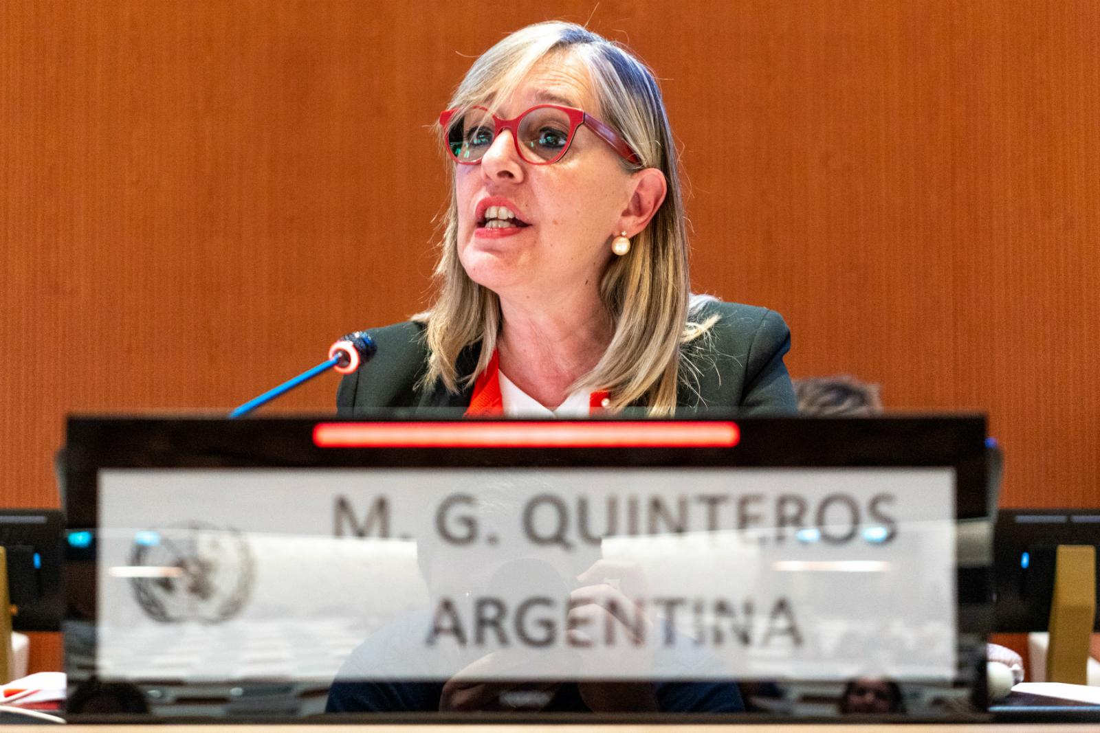 Argentina asumió 10 compromisos para la protección de personas refugiadas